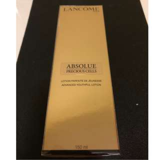[BNWT] Lancome Absolue Precious Cell - Advanced Youthful Lotion - 150ml