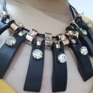 Kalung Black diamond