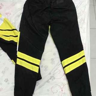 Fashionkila 運動套裝 褲子L號