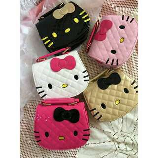 Kitty Cartoon Sling Bag