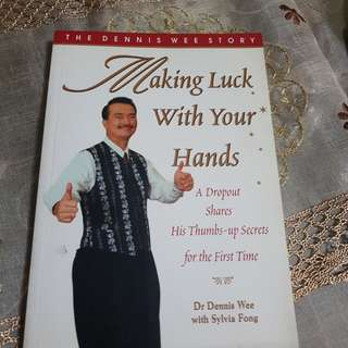 Making luck with your hands