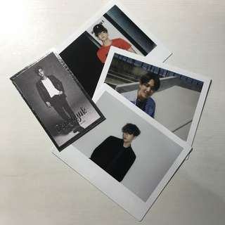 [100%NEW] Ikon donghyuk cards 個人卡