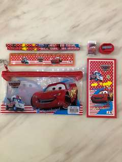 Toddle goodie bag- red McQueen