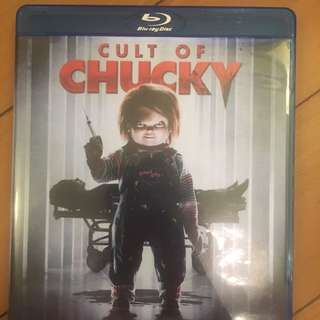 Cult of Chucky Blue Ray