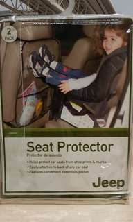 Seat protector for kids