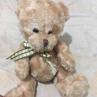 Boneka teddy lucu