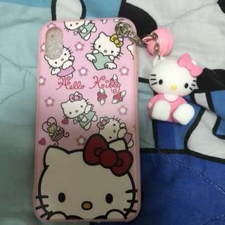 Hello Kitty Phone Case iPhone X