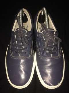 Vans Era Leather Dark Blue