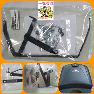 1203**--GIVI Front Box G10N With Key Lock...Yamaha Sniper, Yamaha jupiter, Spark, Yamaha 125Z, Yamaha Sniper 150, Honda Wave Etc.
