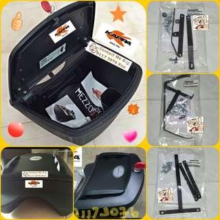 1203**-- KAPPA Front Box K10N With Key Lock...Yamaha Sniper, Yamaha jupiter, Spark, Yamaha 125Z, Yamaha Sniper 150, Honda Wave Etc.