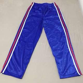 Blue Trackpants