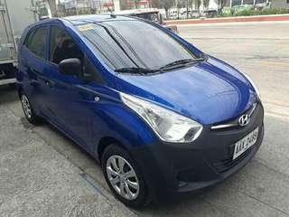 Hyundai eon M/T gas