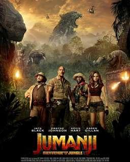 Film Jumanji Kualitas Original