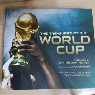 The Treasures of the World Cup Book