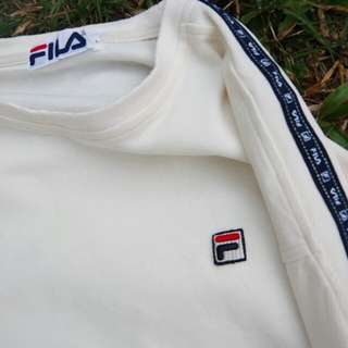Vintage Fila Tapered Shirt