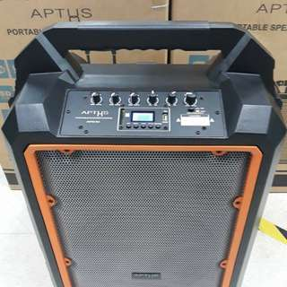 APT-10 Portable Sound System with APTXS