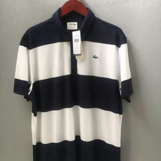 polo shirt lacoste sport big size original