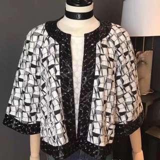 Chanel jacket/外套 杜拜show