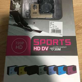 HD DV Action Sport Cam