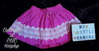 Oshkosh skirt 5T