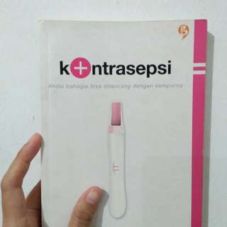 Novel 'Kontrasepsi' by Eni Martini