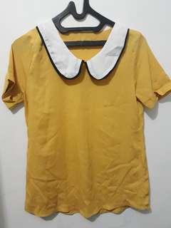 Blouse yellow