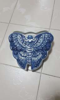 Butterfly Decor Container