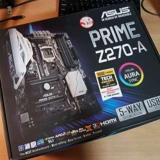 asus z270 prime A
