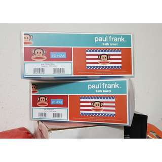 Paul Frank Bath Towel