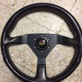 spoon steering