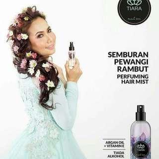 (INSTOCK AVAIL) Authentic Tiara By Dayana Roza Perfuming Hair Mist Spray 60ml PO
