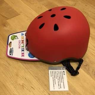 全新 Micro Helmet 兒童頭盔單車 滑板車 平衡車