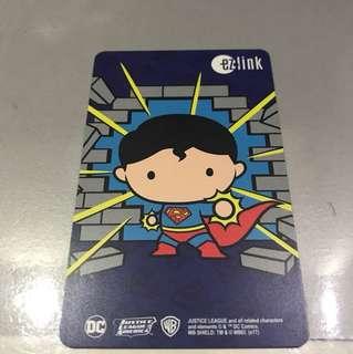 Ezlink Card (SuperMan)