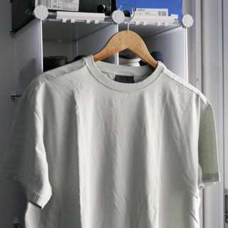 H&M premium collection tee (Green)