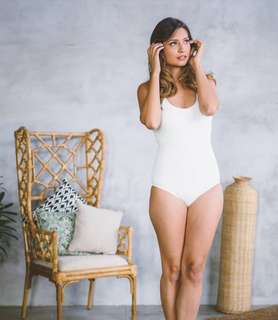 Repriced! Anemone White One Piece