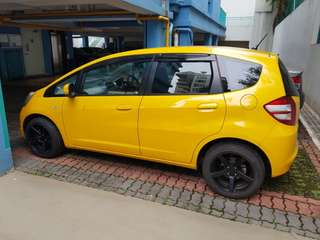 Honda Jazz 1.3 Manual L