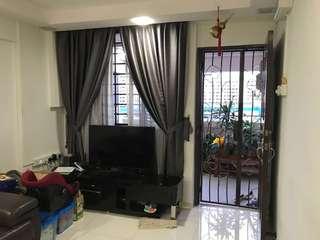 Yishun 3 room HDB flat