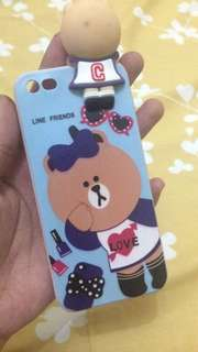 *OPEN BARTER* LINE CASE IPHONE 5 / 5s