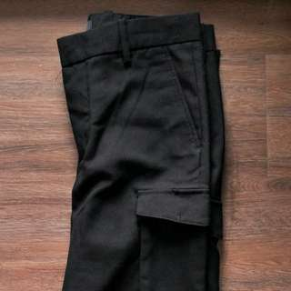 H&M slim fit twill cargo pant