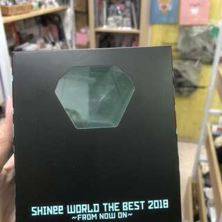 Shinee world 2018 light stick