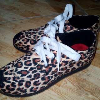 Venceway Leopard Shoes