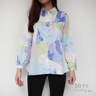 NEW! picasso shirt