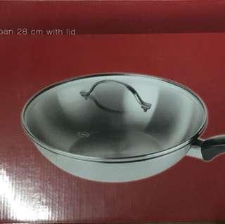 Arzberg Stir Fry Pan 28cm with Lid