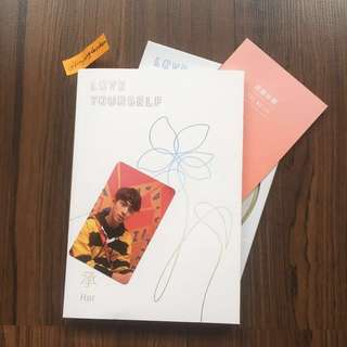 [CLEARANCE] BTS LOVE YOURSELF ALBUM
