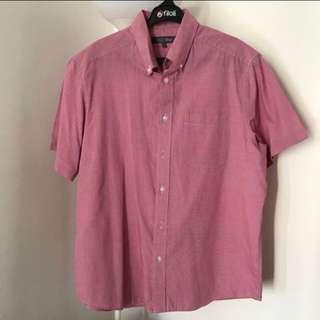 Marks & Spencer Short Sleeve Shirt