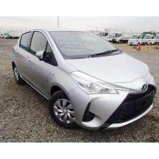 Toyota Vitz Hybrid 1.5 Auto F