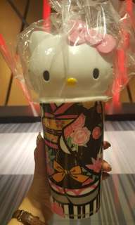 Limited Edition Hello Kitty Black Floral