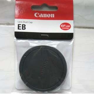 Canon Lens Dusts Cap EB 鏡頭防塵蓋 EB