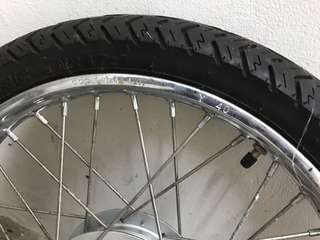 Used Original Honda EX5 Dream Rim