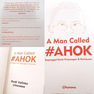 A Man Called #AHOK by @kurawa